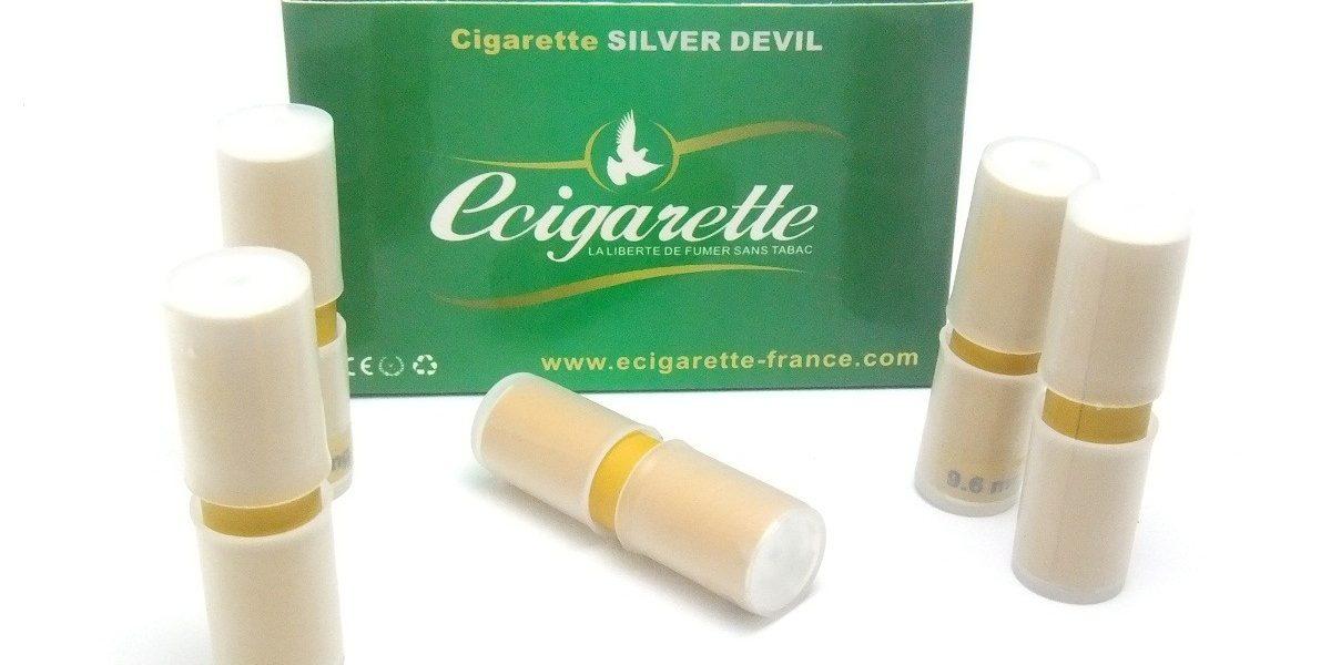 E-cigarette Silver Devil KR808D-2