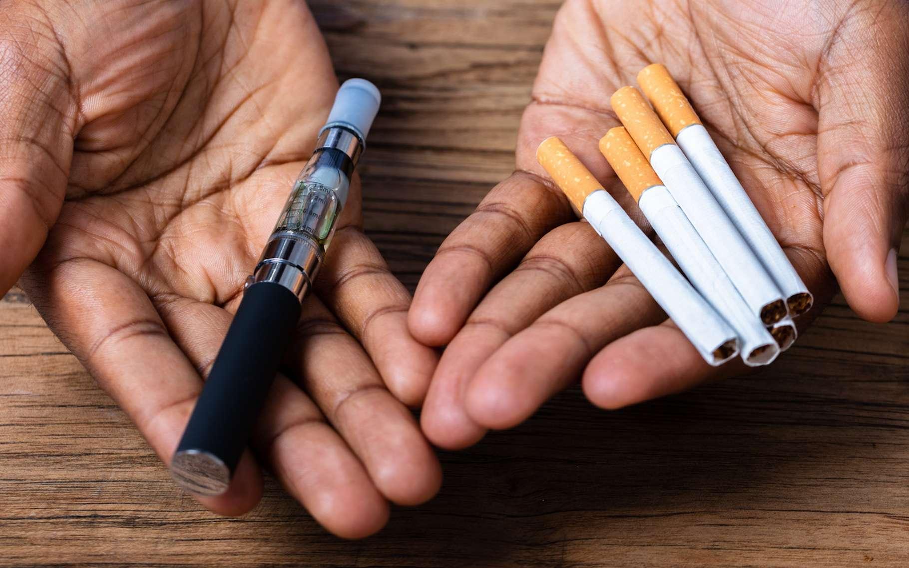 La cigarette électronique résolution