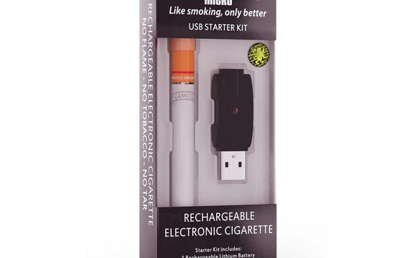 Micro cigarette Gamucci recherche