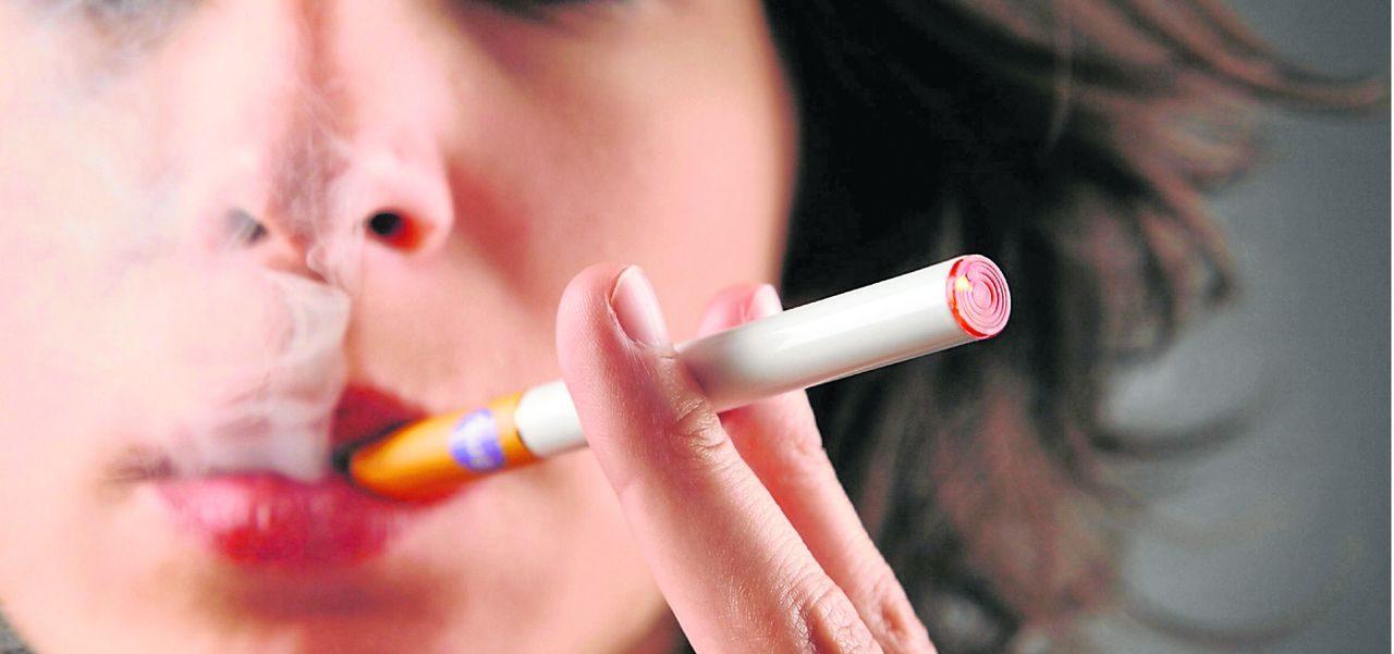 Cigarette électronique jetable image