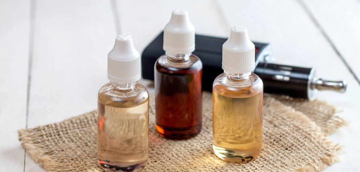 Liquides pour cigarettes électroniques image