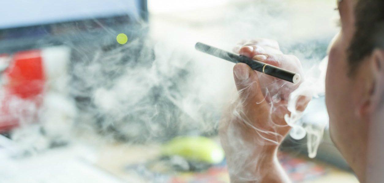 cigarette électronique sans nicotine image