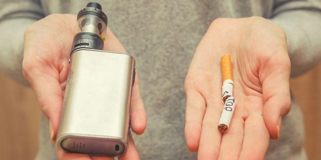 cigarette électronique sondage