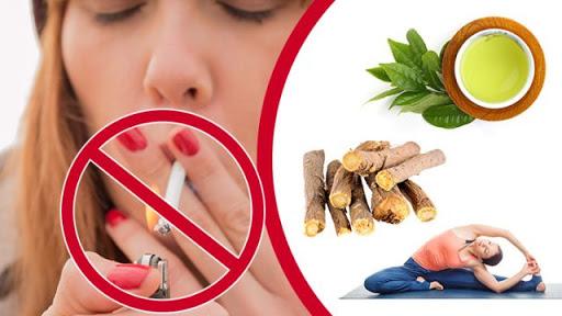 moyens pour arrêter de fumer photo