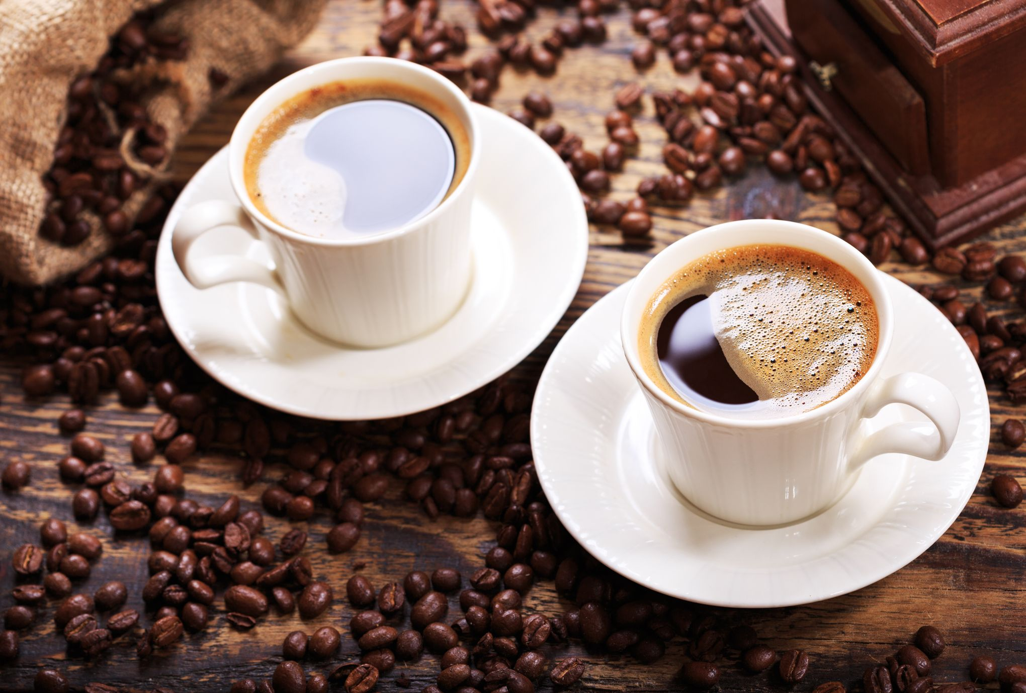 café sur la santé - image